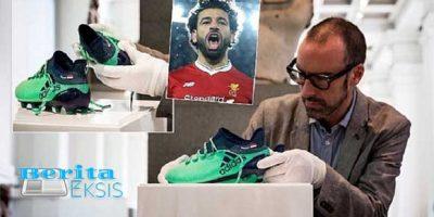 Sepatu Mohamed Salah