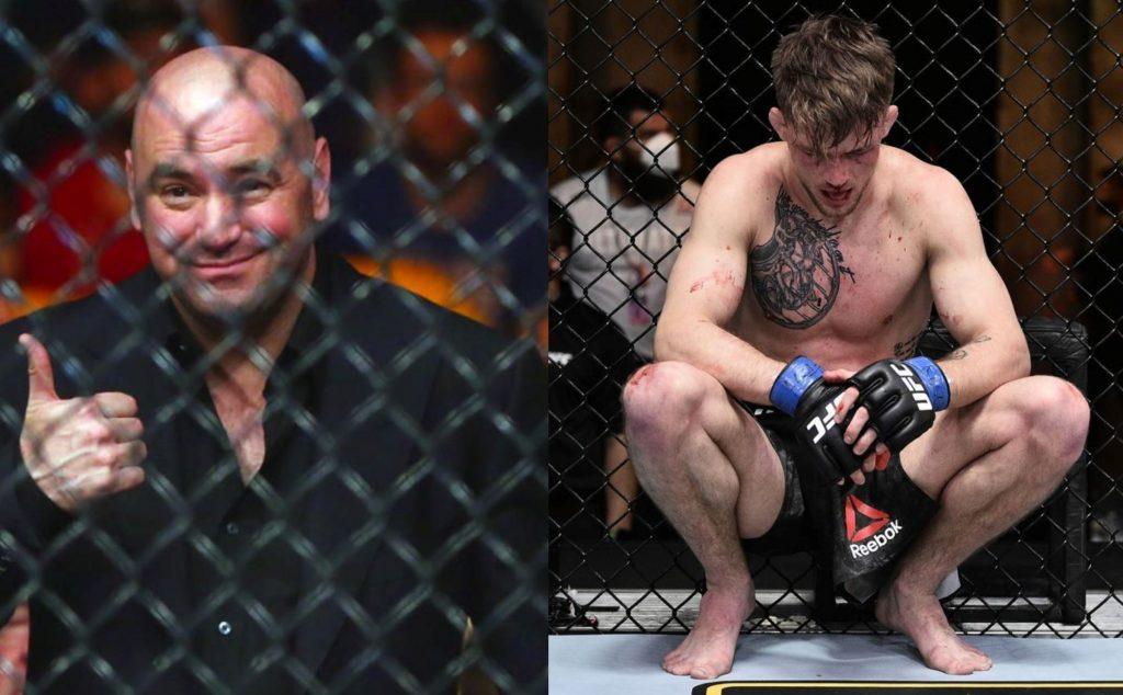 Petarung UFC ini Mengundurkan Diri