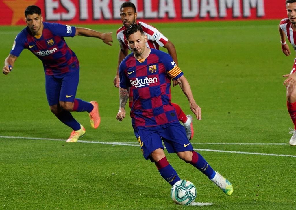 Barcelona Ditahan Imbang