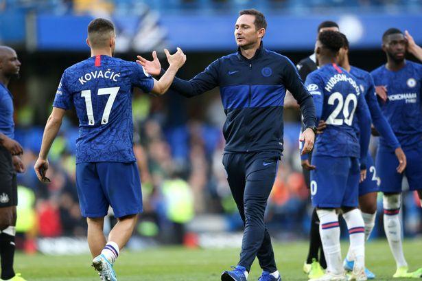 Chelsea dan Leicester Mandek