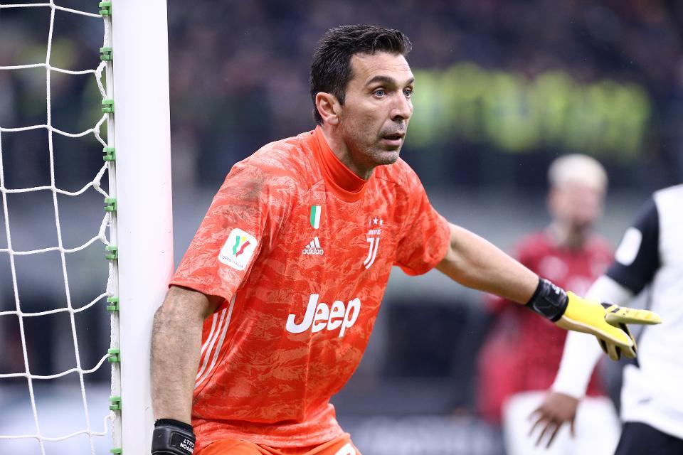 Gianluigi Buffon Cetak Rekor Baru