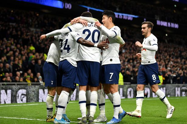 Tottenham Hotspurs Meraih Kemenangan