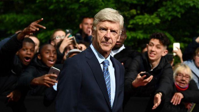 Arsene Wenger Jagokan Dua Tim untuk Liga Champions