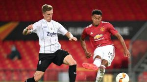 Manchester United Menang 2 - 1 Atas LASK