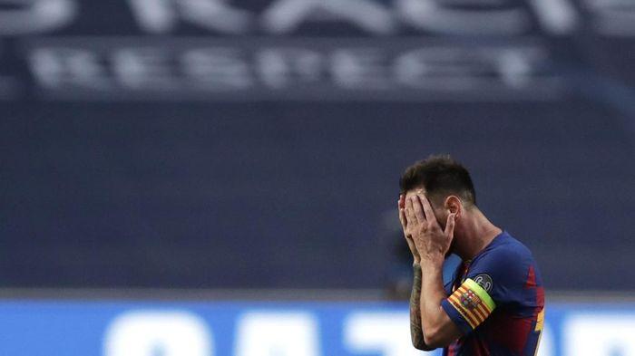 Sanksi FIFA Menunggu Lionel Messi