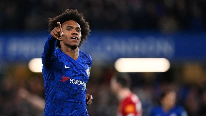 Willian Berseragam Arsenal