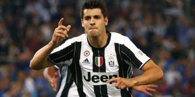 Alvaro Morata Resmi Main di Juventus Lagi
