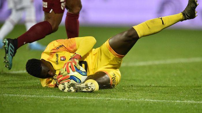 Edouard Mendy Tidak Langsung Dimainkan Lampard