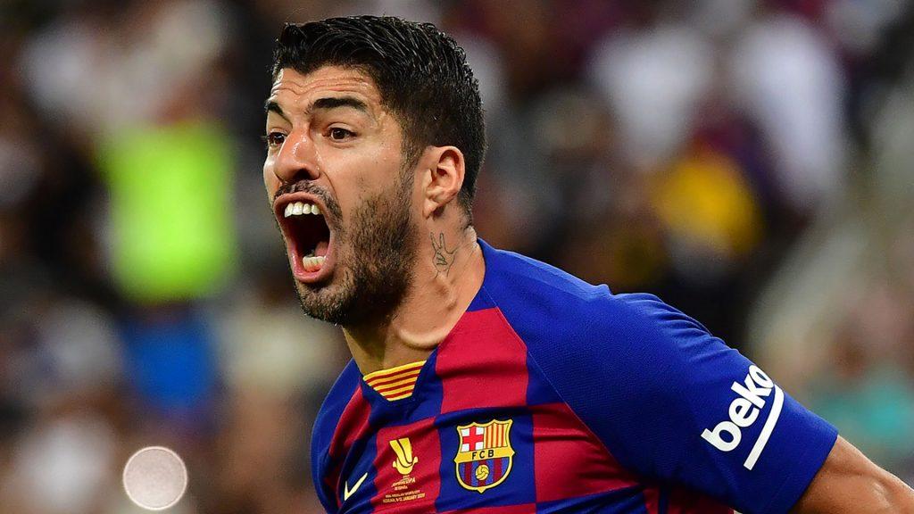 Luis Suarez Resmi Transfer ke Atletico Madrid - BERITA EKSIS