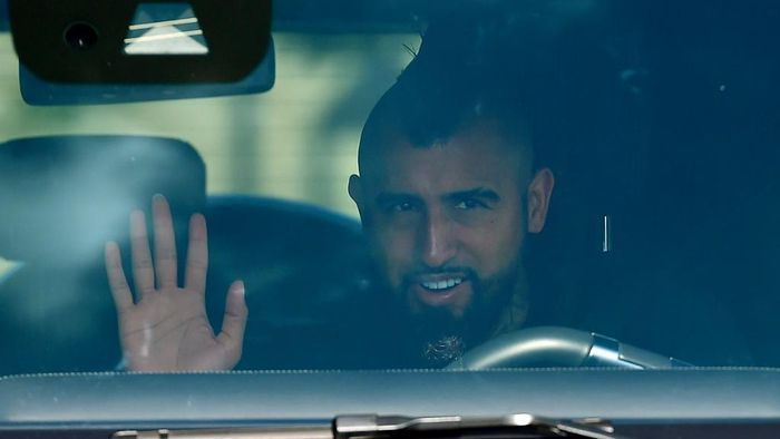 Vidal Gabung Inter Milan