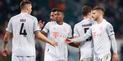 Bayern Munich Mendapat Kemenangan Pantas