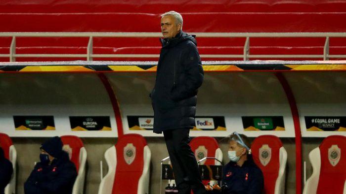 Jose Mourinho Posting Ini Ketika Tottenham Kalah