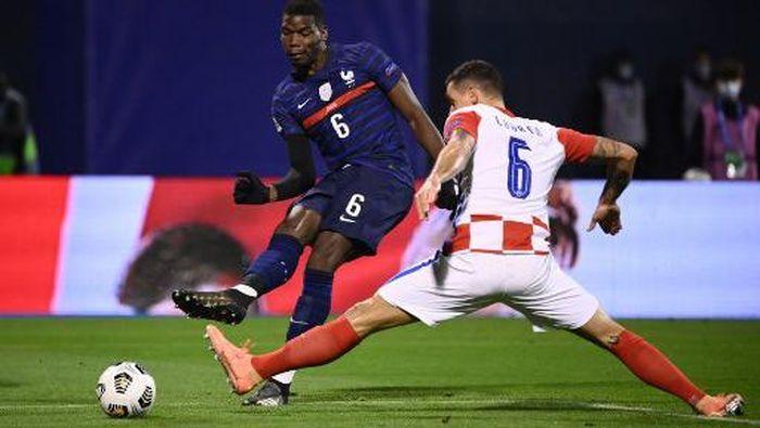 Paul Pogba Berikan Assist Keren