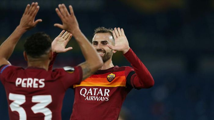 AS Roma Lanjutkan Tren Positifnya
