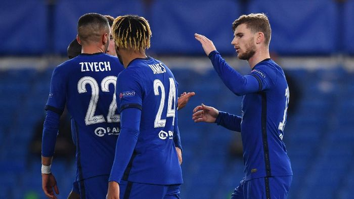 Chelsea Pantas Memetik Kemenangan