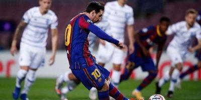 Jersey Lionel Messi Diminta Pelatih