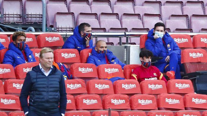 Lionel Messi Dicadangkan Koeman