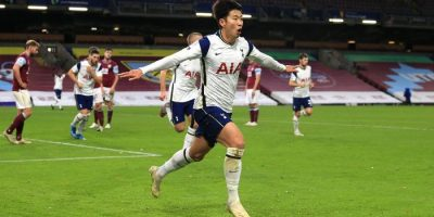 Son Heung-min Pemain Terbaik Liga Premier Oktober